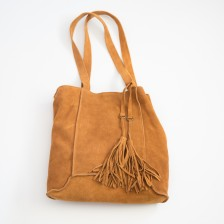 today holds adventure tote {golden brown}