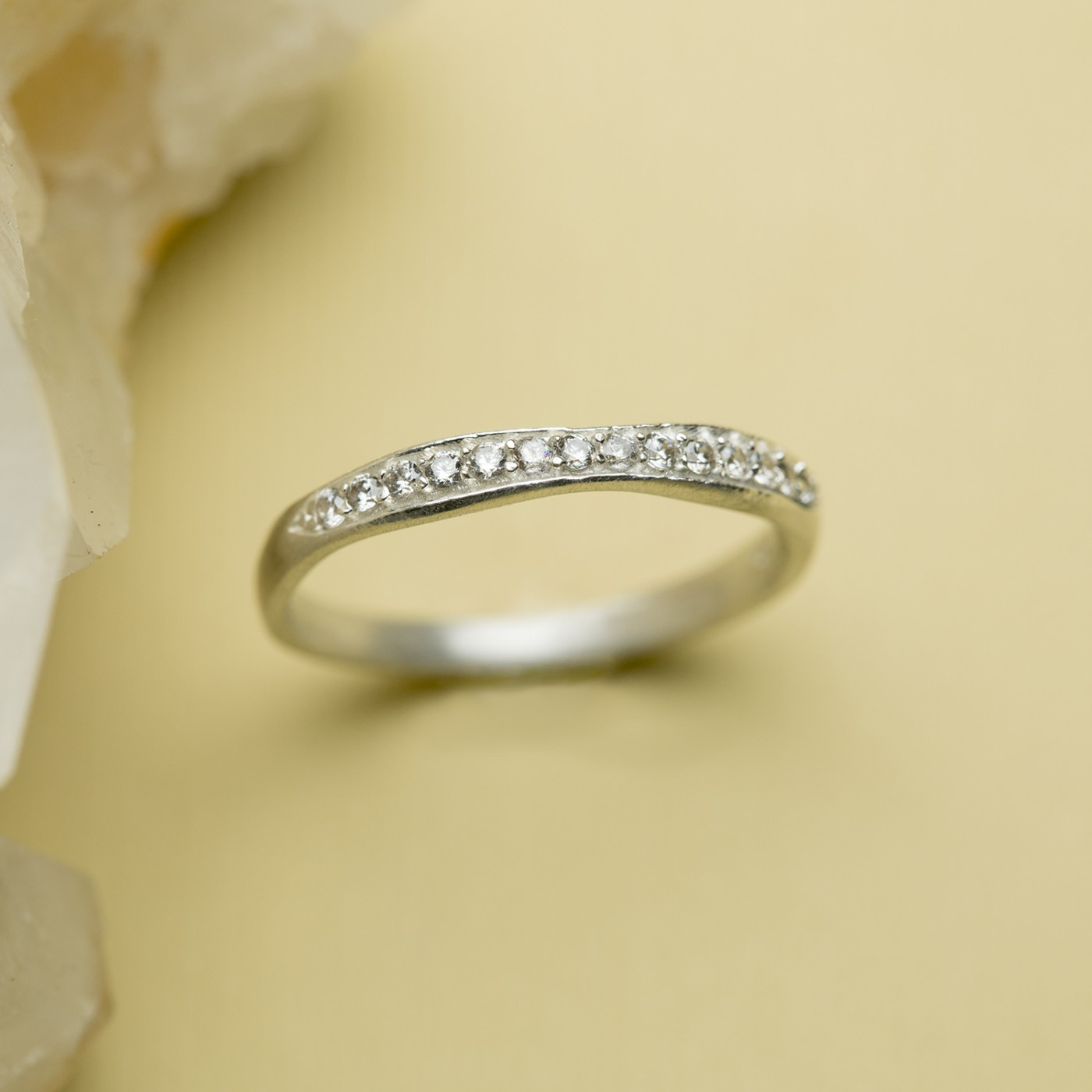 Passage Ring {Sterling Silver} - Ready To Ship