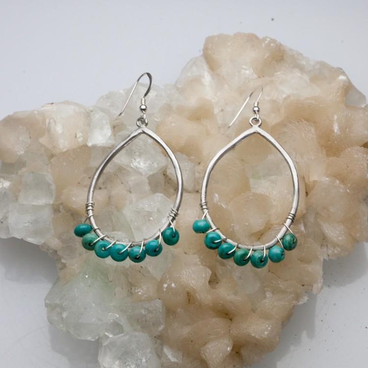 silver leaf birthstone earrings sterling silver