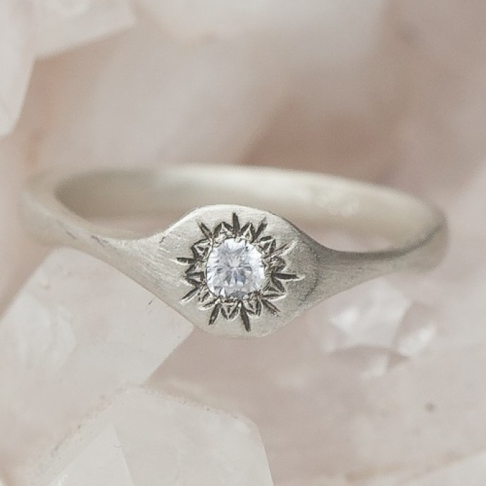 Sunburst Stacking Ring By Lisa Leonard Designs