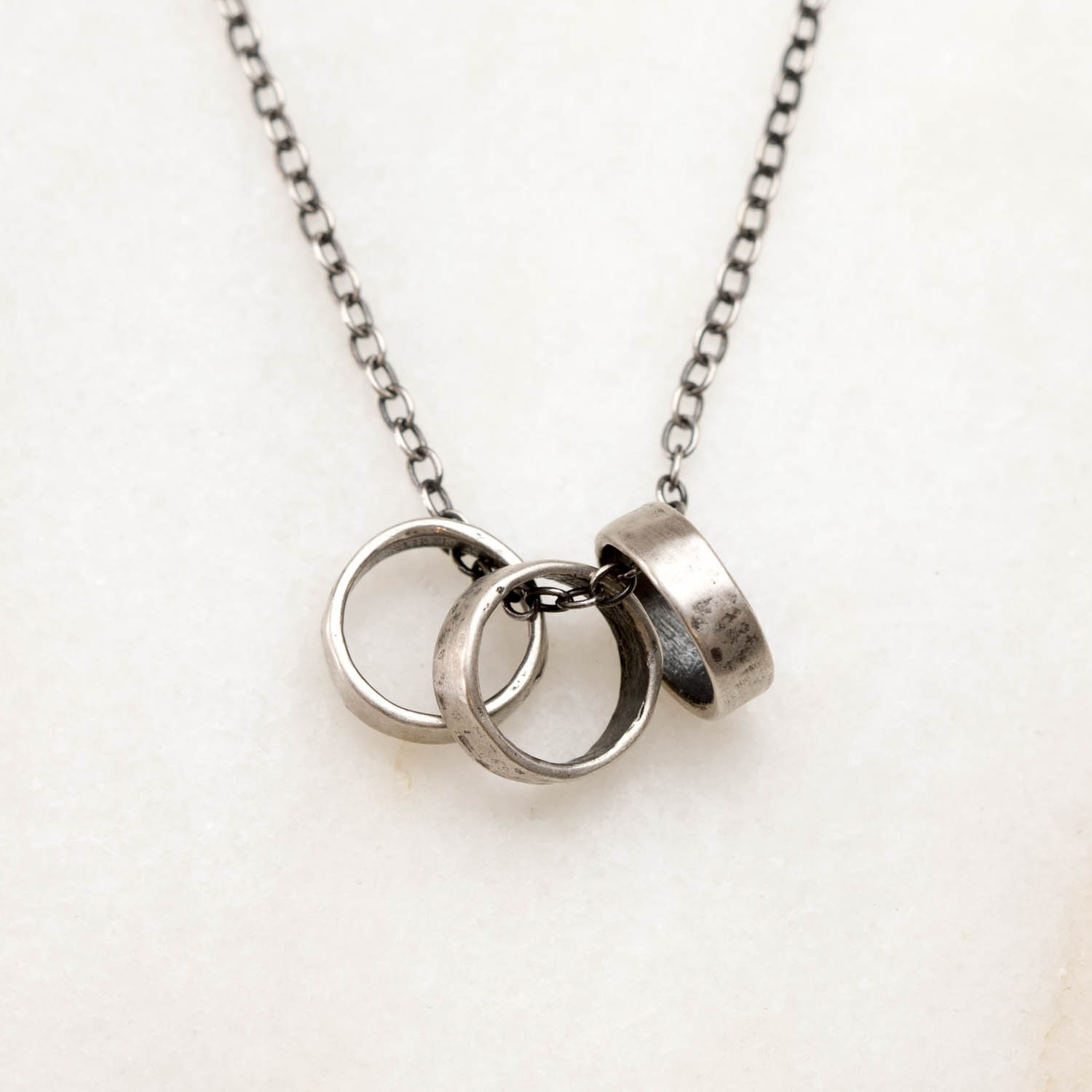 Boundless Love Necklace Sterling Silver