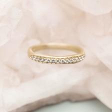 passage ring {10k gold}
