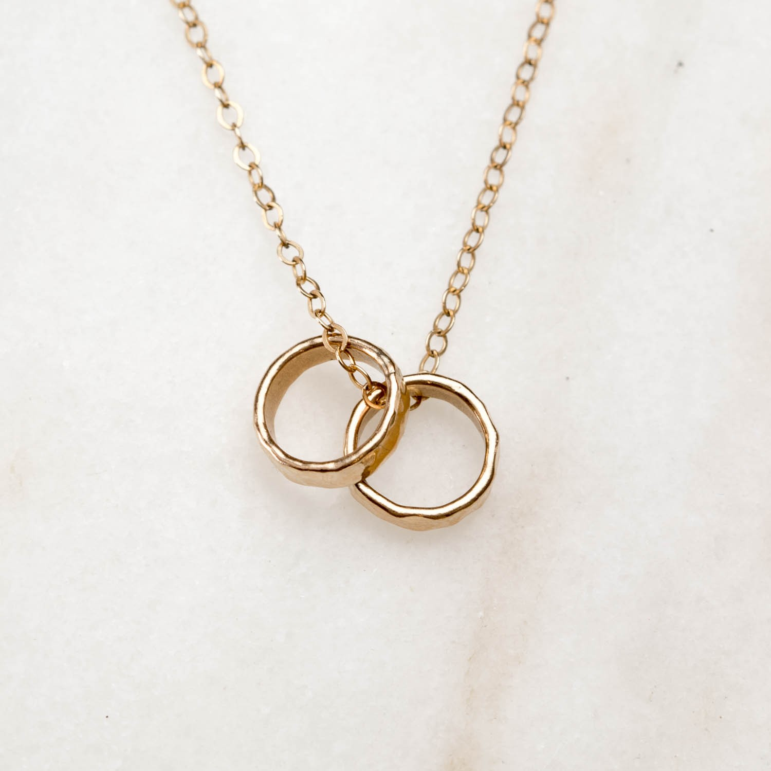 Boundless Love Necklace Gold Filled