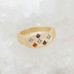 Constellation Ring {14k Gold}