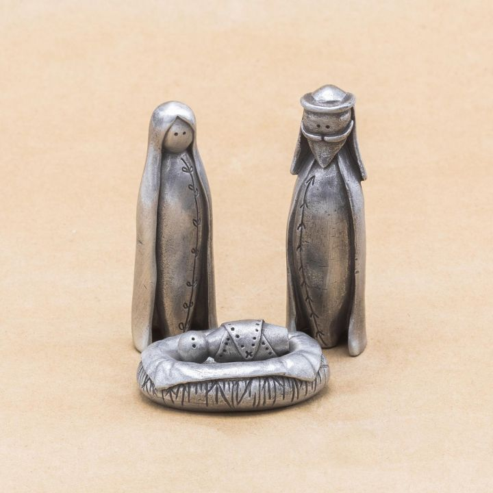 Holy Family {pewter}