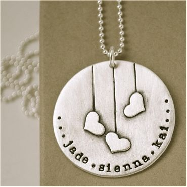 Heartstrings Necklace On Sale !