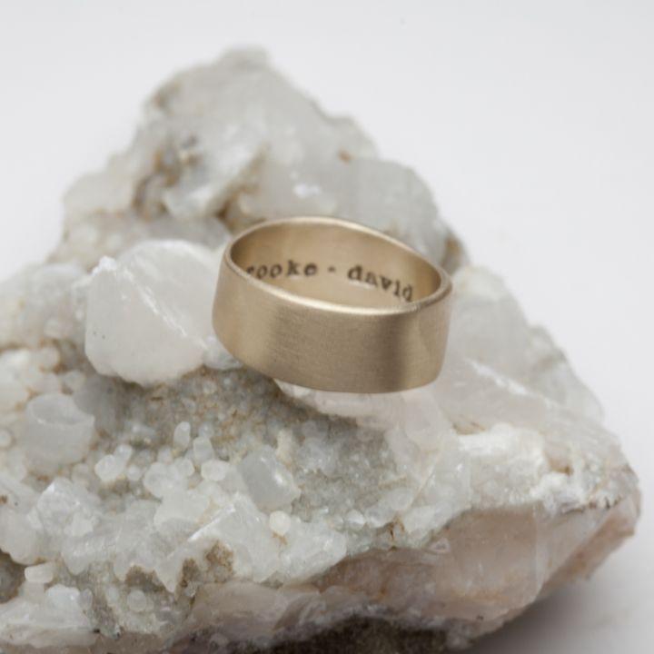 Keep Them Close Ring  {10K Gold}