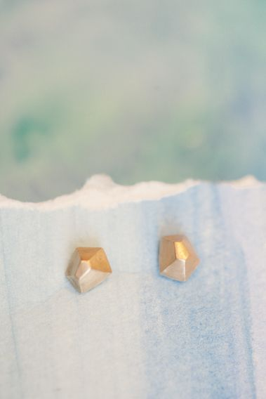 You're A Gem Earrings {10K Gold}