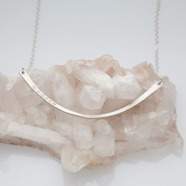 Warm Embrace Necklace {Sterling Silver}