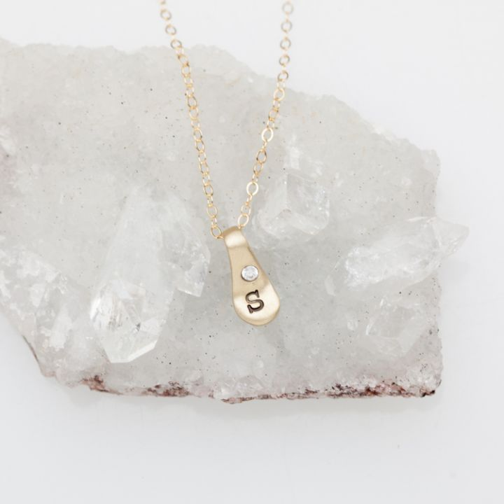 Elemental Bond Necklace {10K Gold}