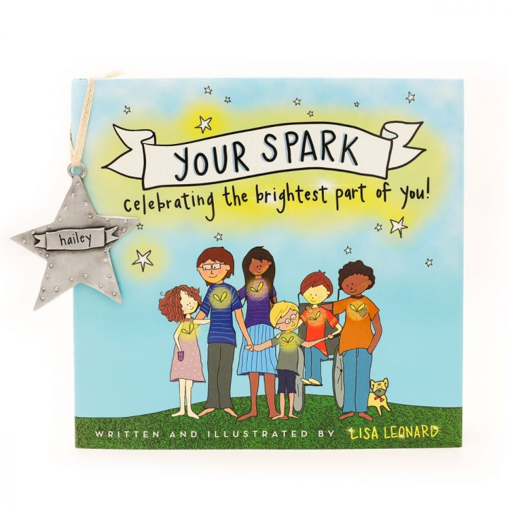 Your Spark Gift Set - Book and Ornament