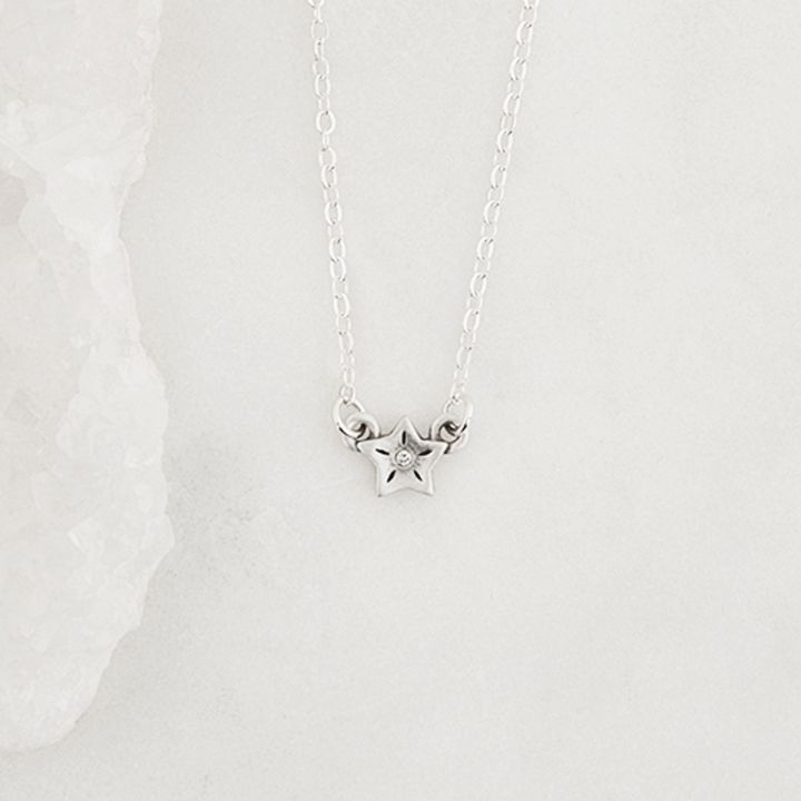 Your Spark Necklace {Sterling Silver}