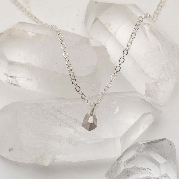 You're A Gem Necklace {Sterling Silver}