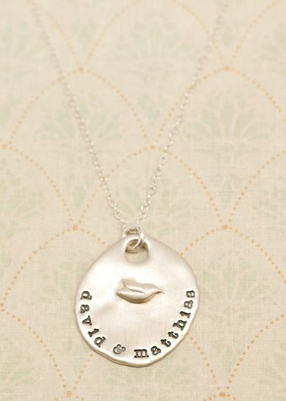 Mama Bird Necklace {Sterling Silver}
