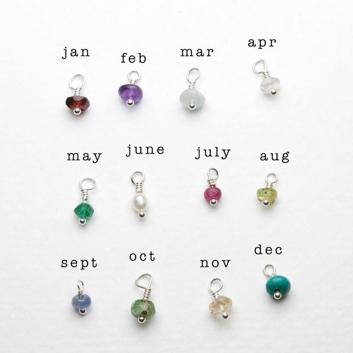 Small Birthstones