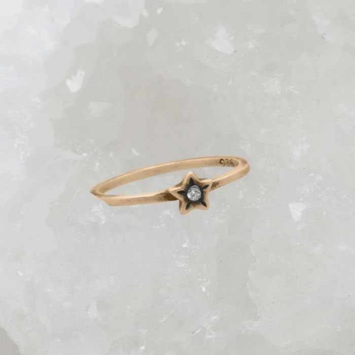 Your Spark Ring {14k gold}
