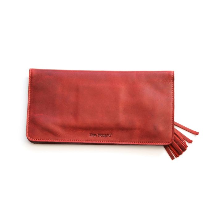 we have love wallet {deep ruby}