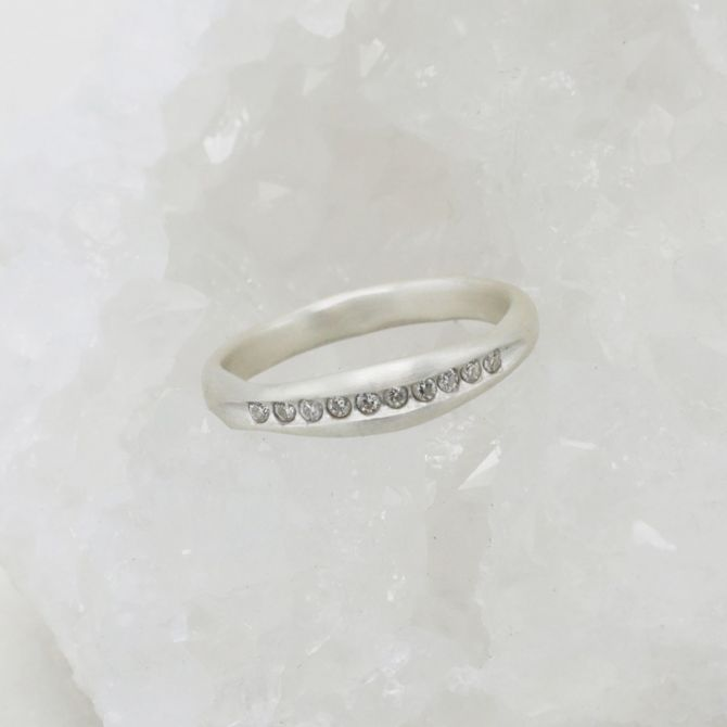 Passage Ring {Sterling Silver}