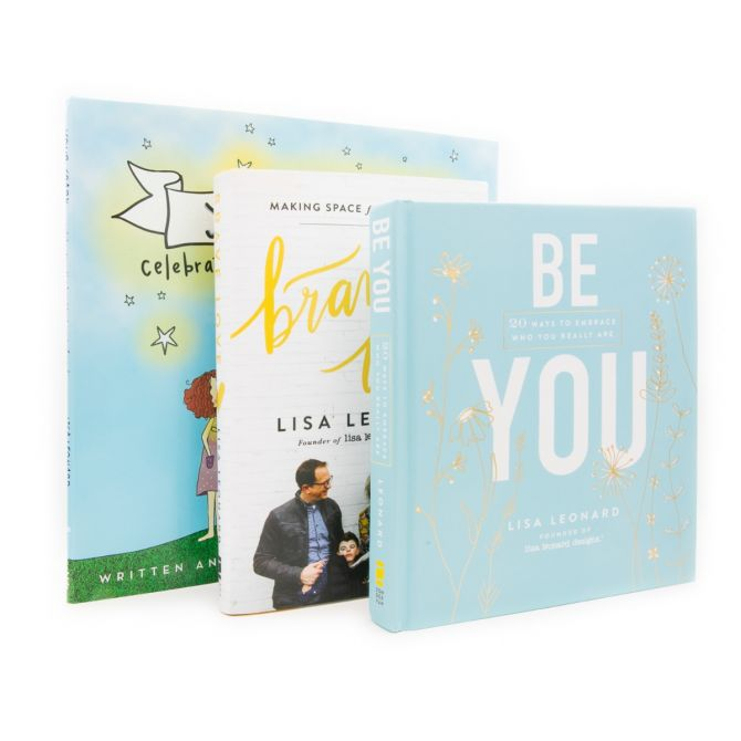 Lisa Leonard Book Set