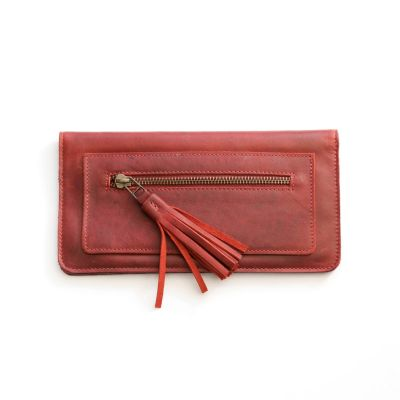 we have love wallet {deep ruby}