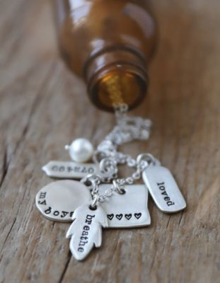 Storyteller Necklace {Sterling Silver}