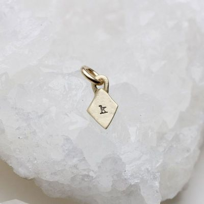 Wild About You Diamond Charm {10K Gold}