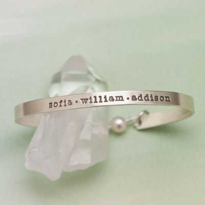 Personalized Bracelets With Meaning And Charm By