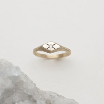 Adored Ring {10K Gold}