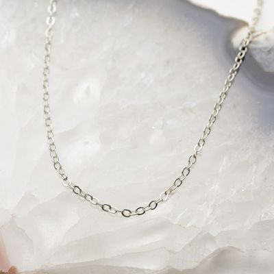 Sterling Silver Link Chain
