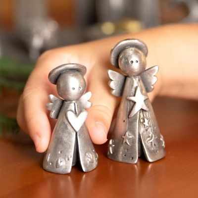 Angels on High {Pewter}