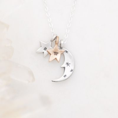 Twinkle Little Stars Necklace