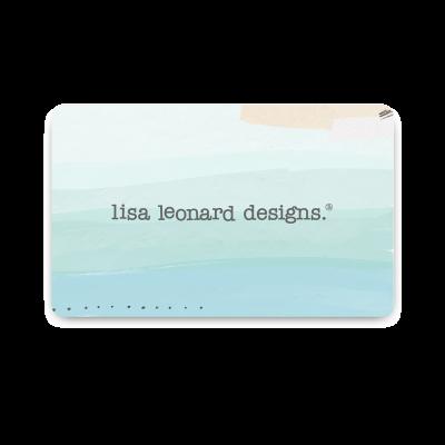 E-Gift Card (Watercolor)