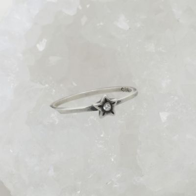 Your Spark Ring {Sterling Silver}
