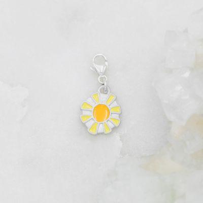 You Are My Sunshine Bracelet Charm {Sterling Silver}
