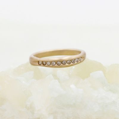 Passage Ring {14k Gold}
