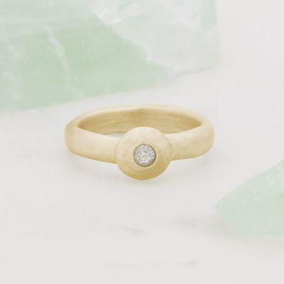 Our Love Endures Ring {10k Gold}