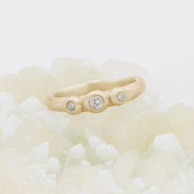 Togetherness Ring {14k Gold}