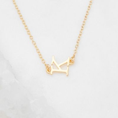 My Monogram Necklace {10k Gold}