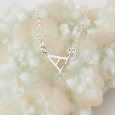 My Monogram Necklace {Sterling Silver}