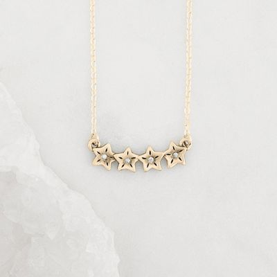 Your Spark Necklace {10k Gold}