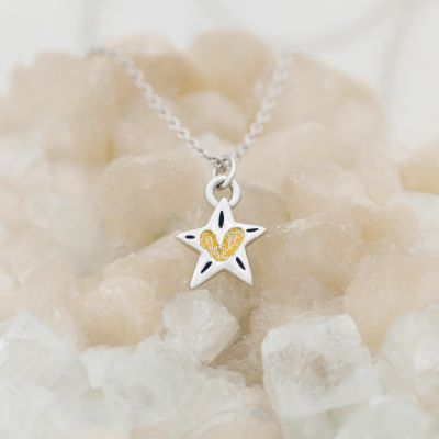 Your Spark Kids Necklace {Pewter}