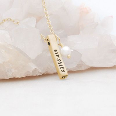 Word of the Year Necklace {10k Gold}