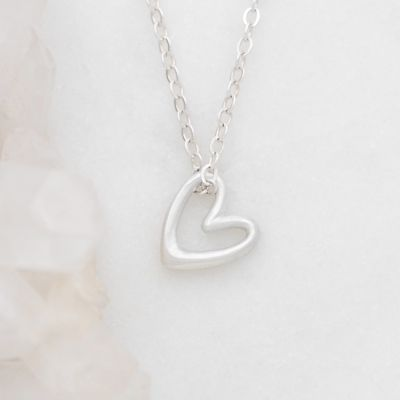 Love Grows Necklace {Sterling Silver}