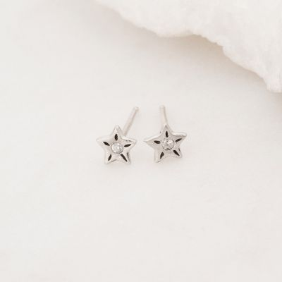 Your Spark Earrings {Sterling Silver}