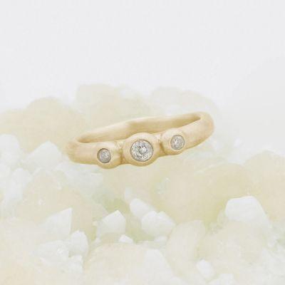 Togetherness Ring {10k Gold}