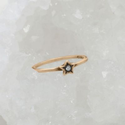 Your Spark Ring {10k Gold}