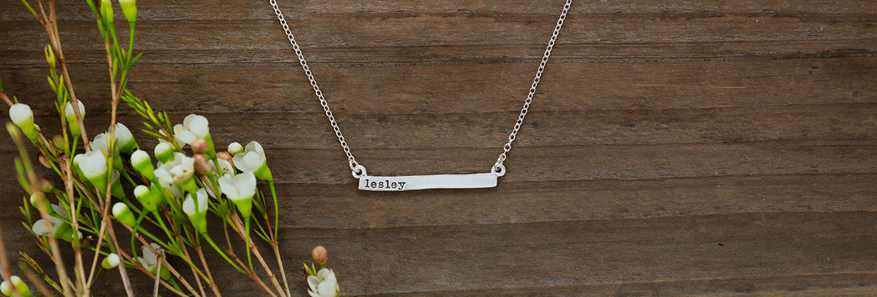 personalized-cross-bar-necklace