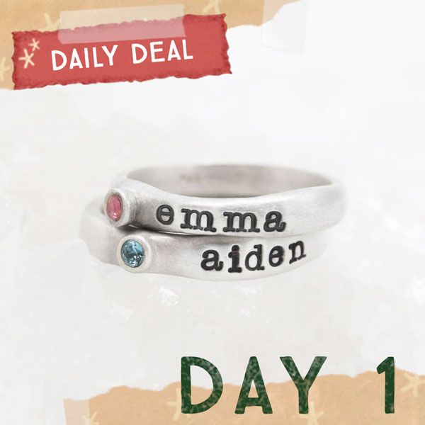 Day 1 - Stacking ring category