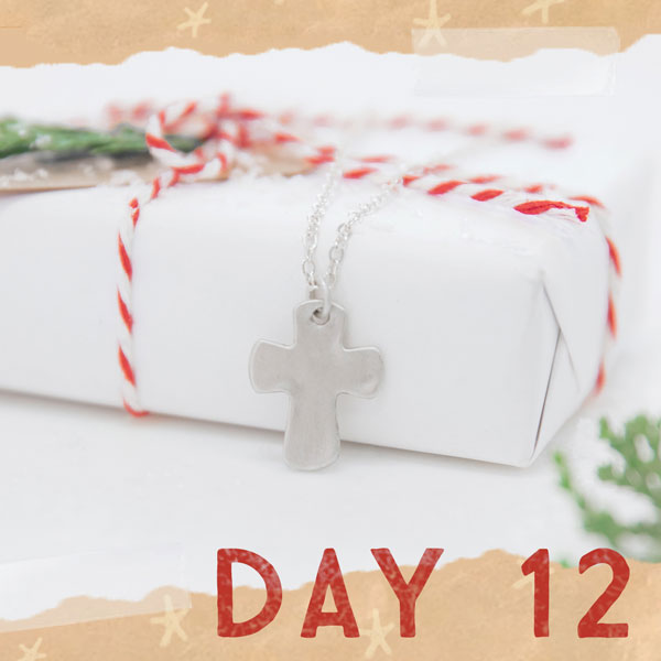 Day 12 - Cross necklaces