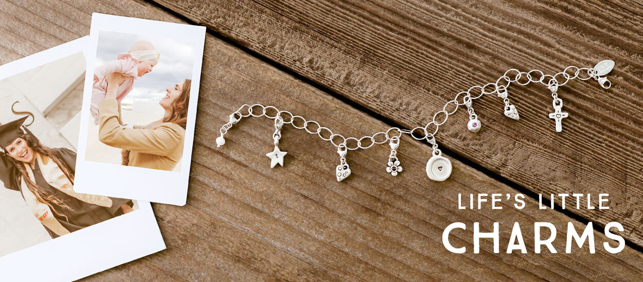 Life's Little Charms by Lisa Leonard Designs